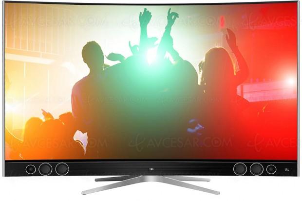 Test TV TCL U65S9906S, en ligne