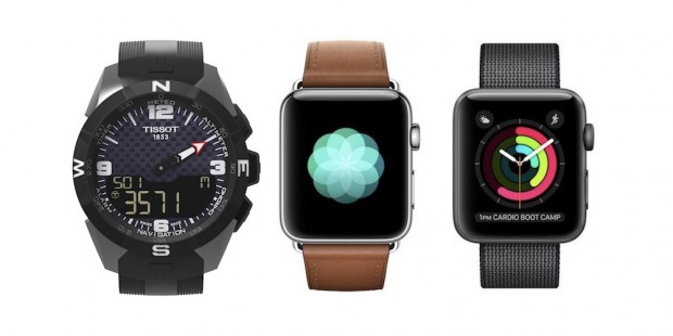 Swatch s'attaque à Apple Watch et Android Wear