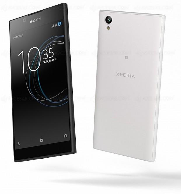 Sony Xperia L1, une phablette pourtous?