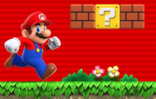Super Mario accourt cette semaine surAndroid