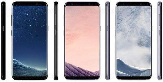 Samsung Galaxy S8 : prix, périphériques et autresdétails