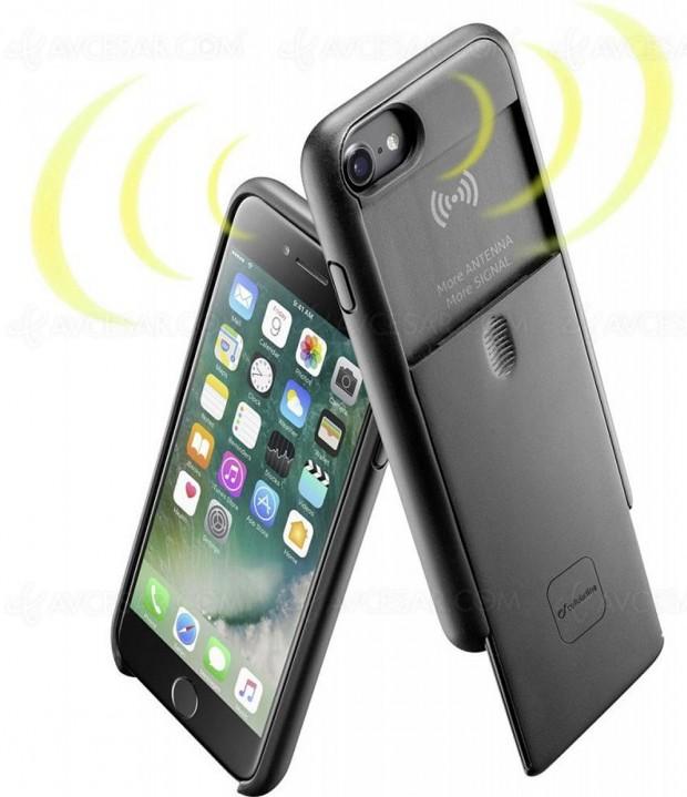 Une coque pour améliorer la réception del'iPhone