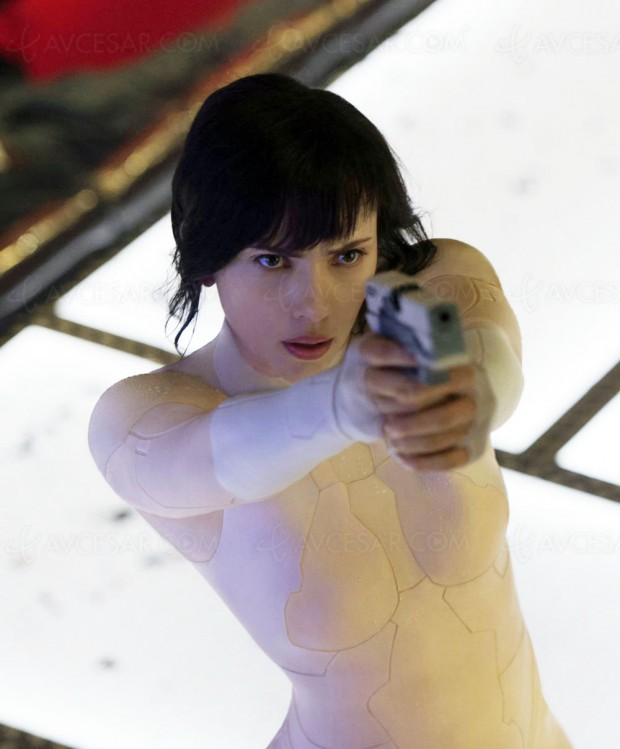 Ghost in the Shell, les 5 premières minutes(extrait)