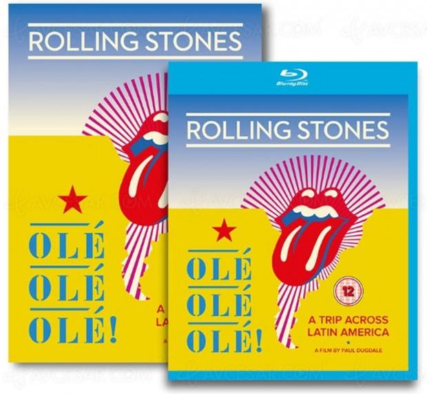 Olé Olé Olé ! A Trip Across Latin America avec les RollingStones