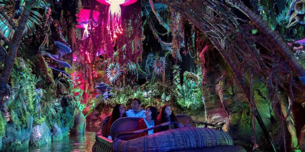 Pandora, James Cameron dévoile l'attraction Avatar du Walt Disney World Resort(vidéo)