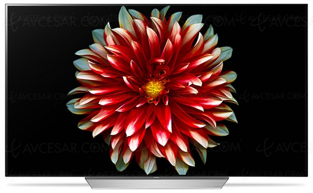 TV Oled LG C7V Ultra HD Premium, 55''/65'' aumenu