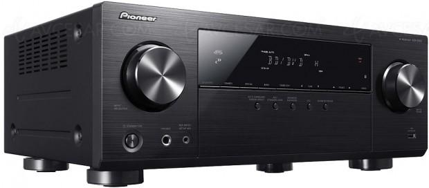 Pioneer VSX-531D, mise à jour prix indicatif