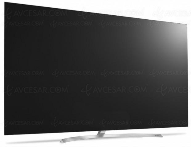 TV Oled LG B7V Ultra HD Premium, 55''/65'' en approche