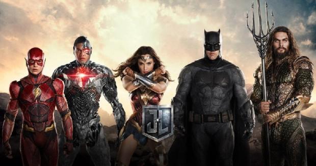 Justice League, nouvelle bande-annonce super‑héroïque