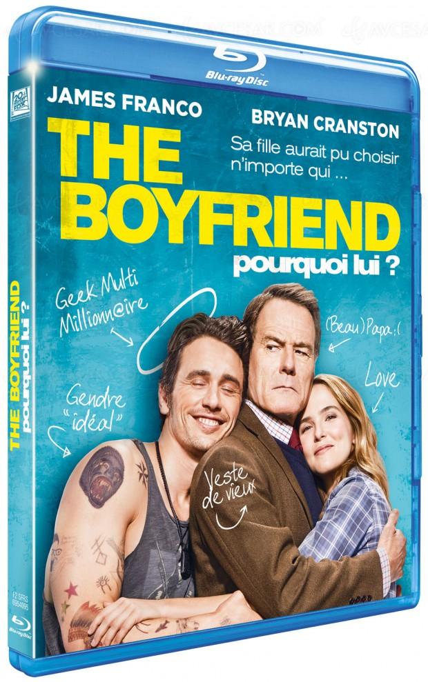 Bryan Cranston vs James Franco dans TheBoyfriend