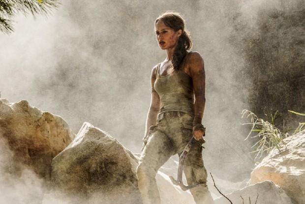 Nouveau film Tomb Raider : détails et premières photos d'Alicia Vikander/Lara Croft