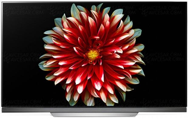 TV Oled LG E7V Ultra HD Premium, 55''/65'' en approche
