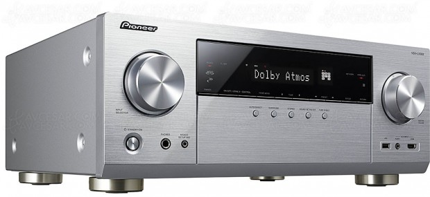 Pioneer VSX-LX302, 7.2, Dolby Atmos, DTS:X, FireConnect, DTS Play‑FI,DSD…