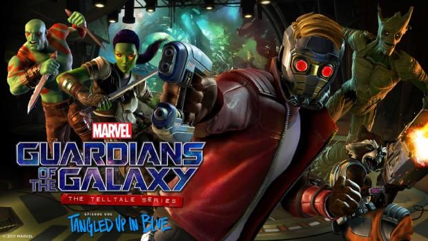 Les gardiens de la galaxie, le jeu vidéo, la date de sortie, la bande‑annonce