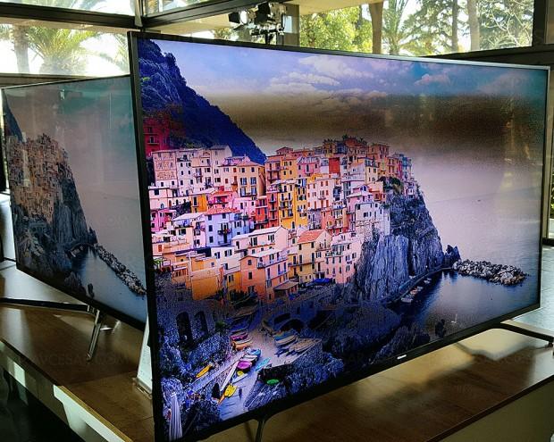 TV Uled Hisense NU9700, mise à jour spécifications et prix indicatifs