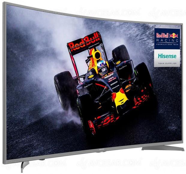 TV Hisense N6600, 49