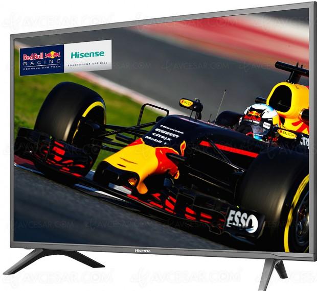 TV Hisense N5700, 43