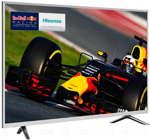 TV Hisense N5750, unique 65