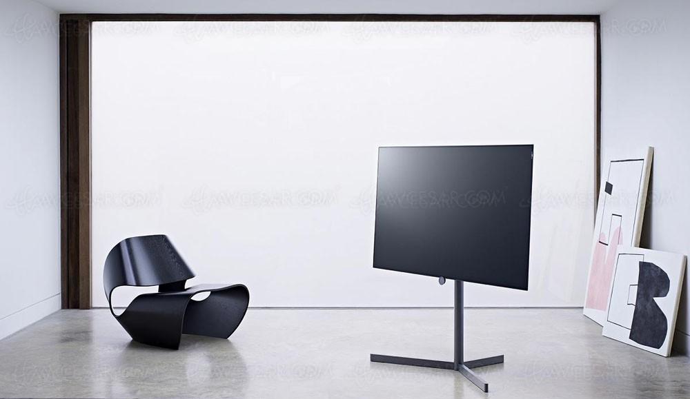 tv oled loewe bild mise jour hdr dolby vision hdr10 et hdr hlg. Black Bedroom Furniture Sets. Home Design Ideas