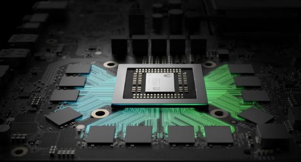 Console « Scorpio» Microsoft: caractéristiques techniquesofficielles