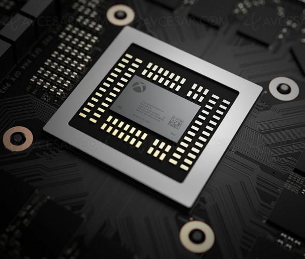 Xbox Scorpio, connecteur HDMI2.1 auprogramme