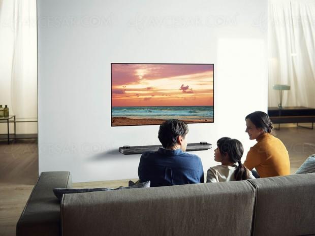 TV Oled LG C7V, LGB7V, LGE7V, LGG7V etLGW7V, mise à jour prixindicatifs