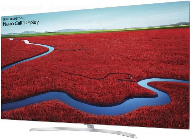 TV LED Nano Cell Ultra HD LG SJ950V, 55