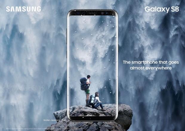 Record de réservations pour le Samsung GalaxyS8