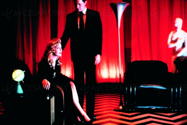Twin Peaks Fire Walk With Me remasterisé en 4K