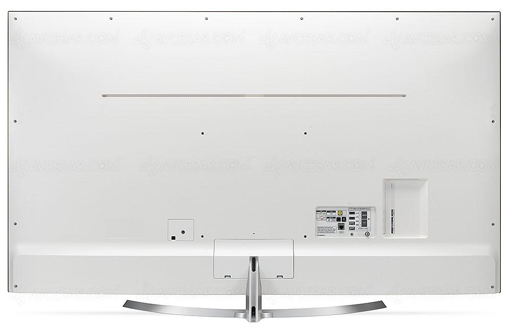 tv led nano cell ultra hd lg sj850v 55 et 65 en approche. Black Bedroom Furniture Sets. Home Design Ideas