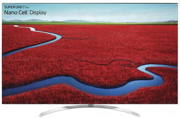 TV LED Nano Cell Ultra HD LG SJ850V, 55
