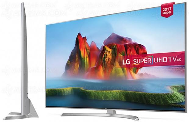 TV LED Nano Cell UltraHD LGSJ810V, 49