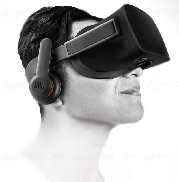 JBL sonorise la réalité virtuelle chez MK2 VR