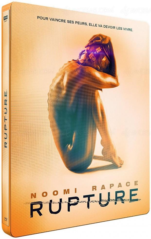 Rupture avec Noomi Rapace, un thriller échappé deGérardmer