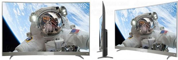 TV LCD Ultra HD Thomson C6596, mise à jour prix indicatif, bis