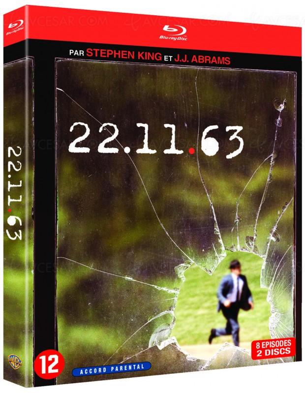 22.11.63, sans doute la meilleure adaptation série d'un roman de Stephen King
