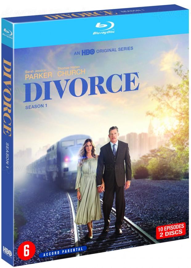 Divorce saison 1, le nouveau départ de Sarah Jessica Parker