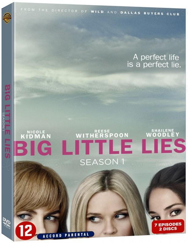 Mini-série HBO Big Little Lies, un vibrant plaidoyer pour la condition de la femme