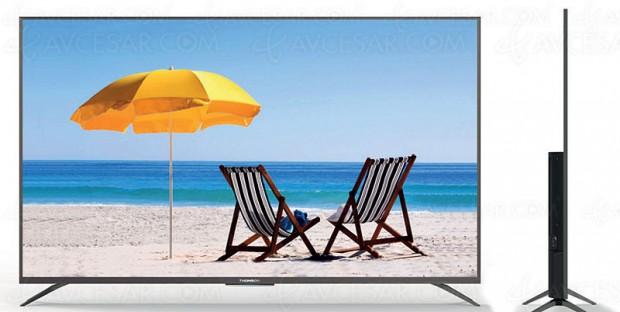 TV LCD Ultra HD Thomson C7606, mise à jour prix indicatif