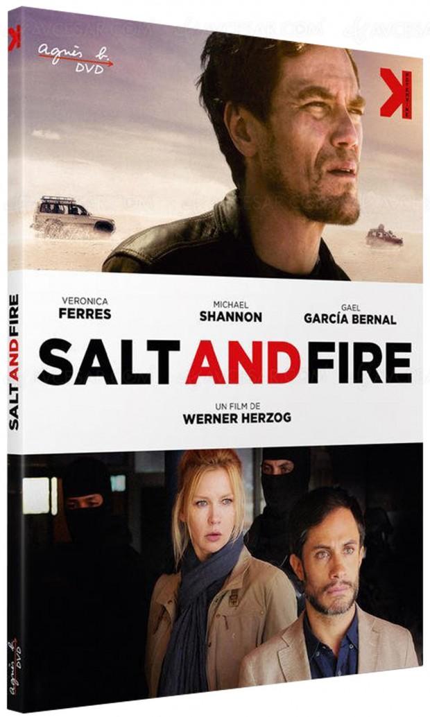 Salt & Fire en DVD, une fable écolo signée Werner Herzog
