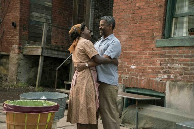 Denzel Washington, des planches de Broadway à Fences le film