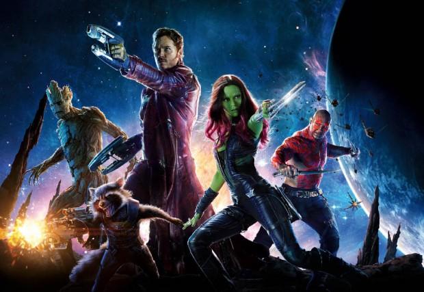 Les gardiens de la galaxie Vol.2, premier Marvel 4K UHD ?