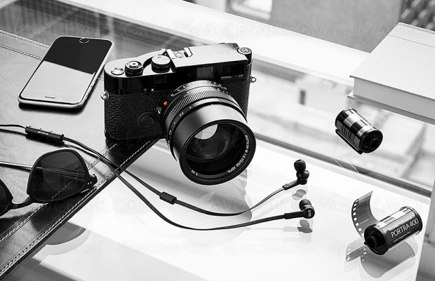 Casques MW60, MH40 et ME05 Master & Dynamic for 0.95 avec Leica