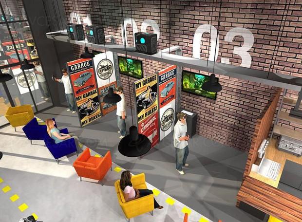 Destination VR, réalité virtuelle en région lyonnaise