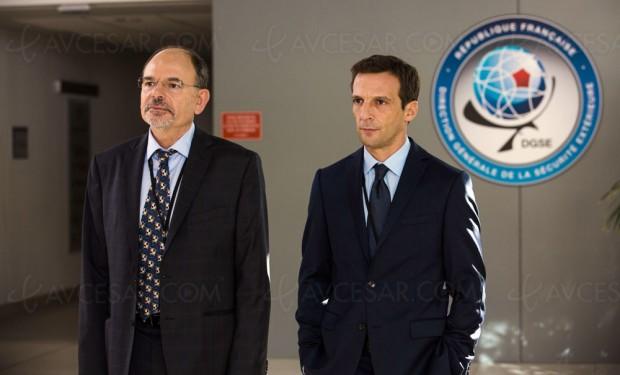 Le bureau des légendes : teaser saison 3 + saison 2 en Blu-Ray un an après la sortie DVD