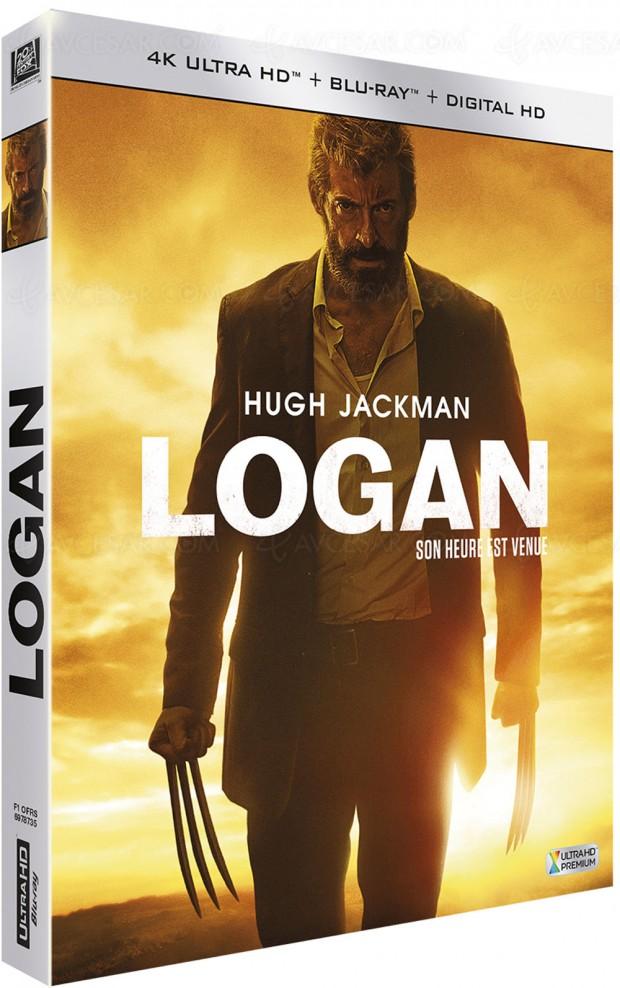 Logan en 4K Ultra HD le 5 juillet. Et bientôt Prometheus, Alien Covenant…