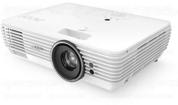 Acer H7850, vidéoprojecteur Home Cinéma Ultra HD/4K et HDR