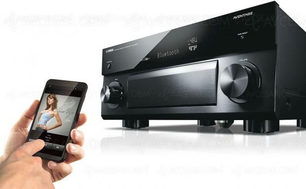 Ampli 9.2 Yamaha RX-A3070, évolutif 11.2, Dac ESS Sabre ES9026Pro, MusicCast, Dolby Atmos, DTS:X, HDR Dolby Vision, BT.2020…