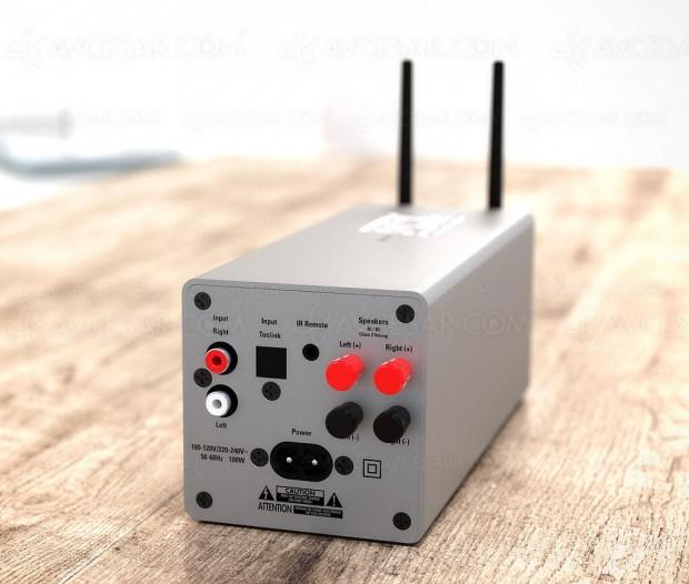 Test amplificateur réseau multiroom MTX Audio iWa250, en ligne