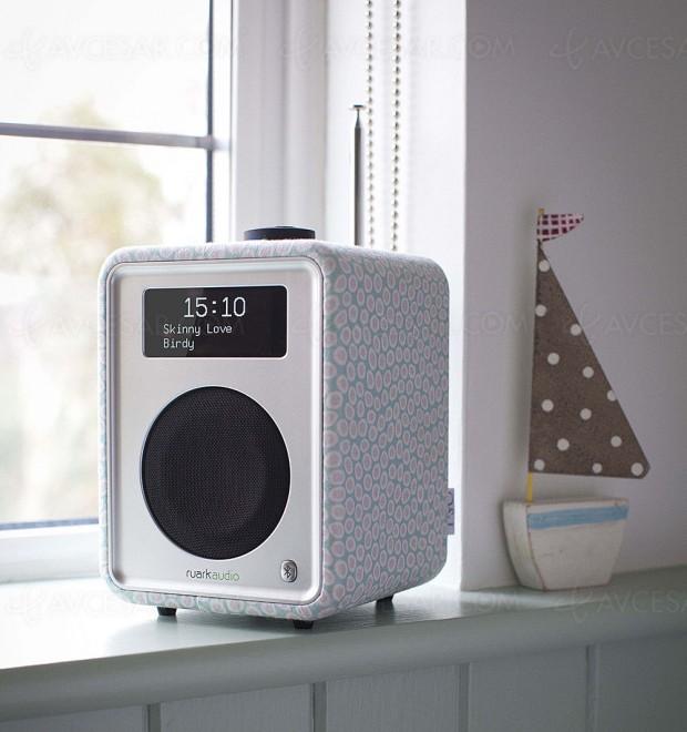 Radio numérique Ruark R1 édition limitée Osborne & Little